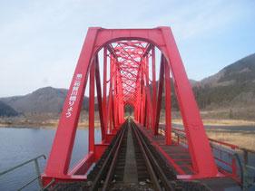 河川鉄道橋1