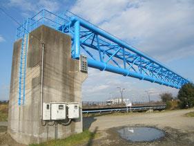 河川水管橋1