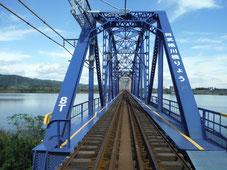 橋りょうペイント塗替