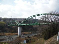 名取川水管橋外塗装修繕工事