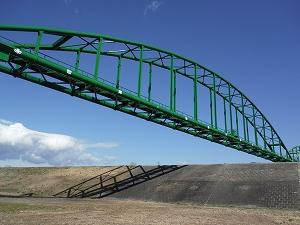 阿武隈川水管橋