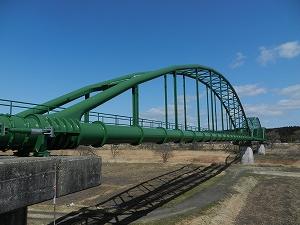高田水管橋外塗装修繕工事