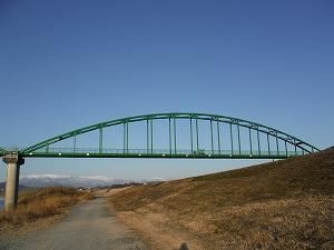 阿武隈川水管橋塗装修繕工事